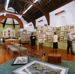 Mountbatten Gallery Exhibition