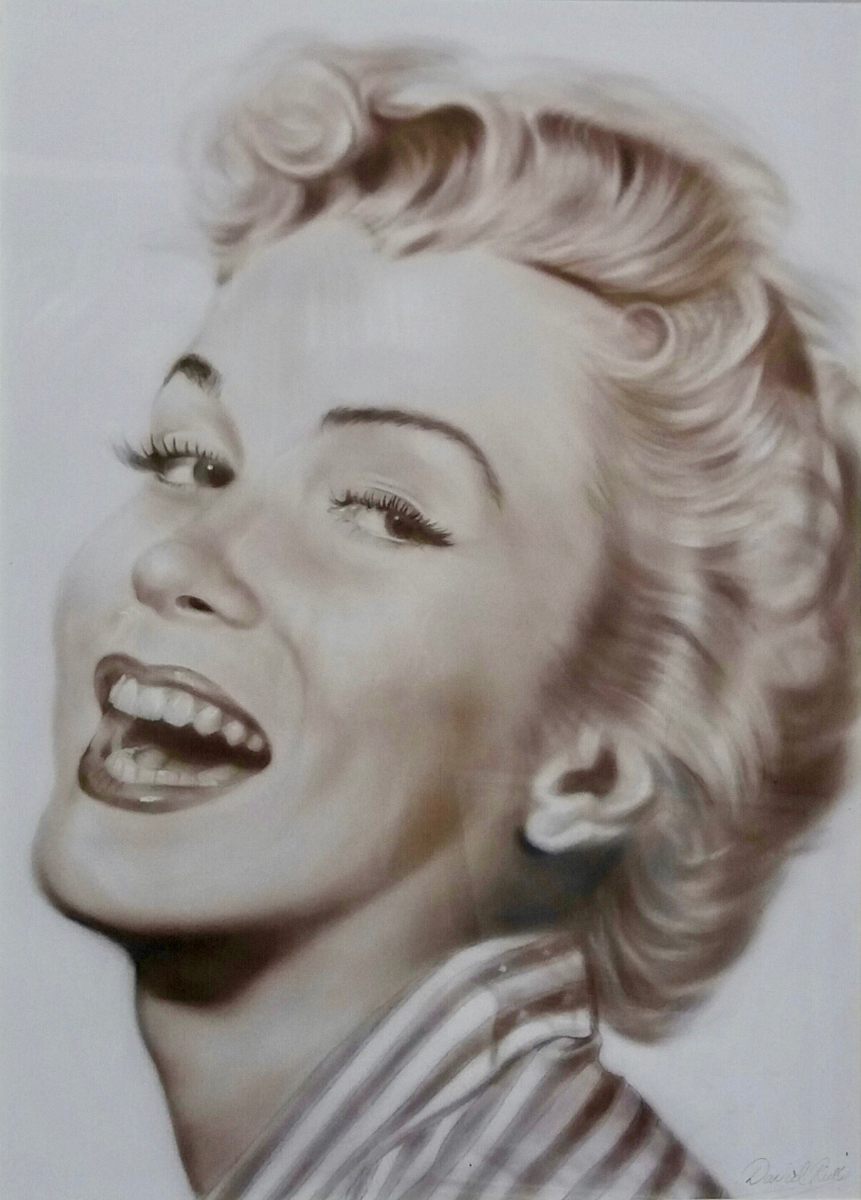 David Ridler 'Joyful Marilyn'