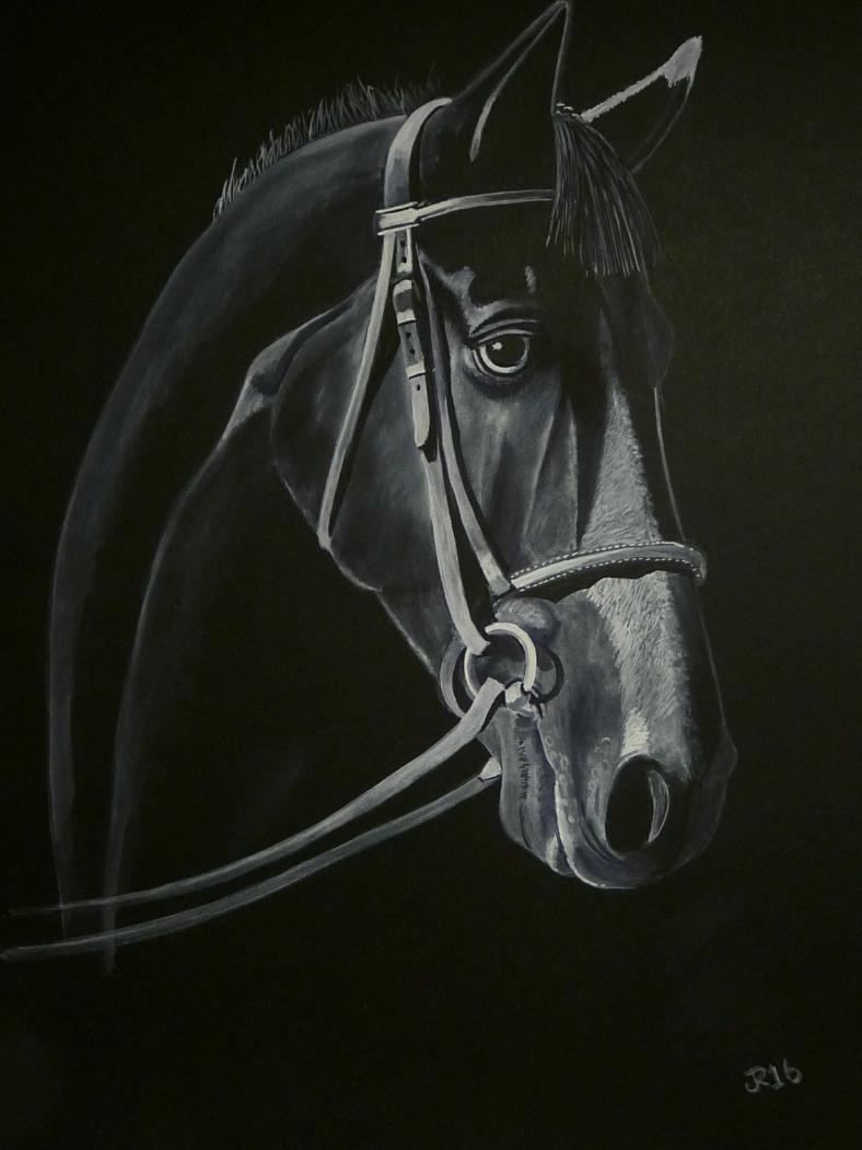 John Randall 'Starlight Horse'