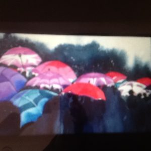 Joy Hobbs 'Umbrellas'