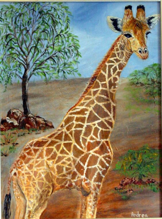 Andrea Webber 'Giraffe'