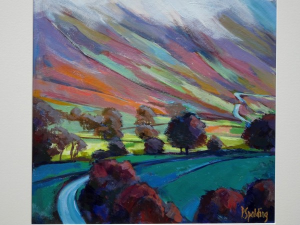 Peter Spalding 'Newlands Valley, Cumbria'