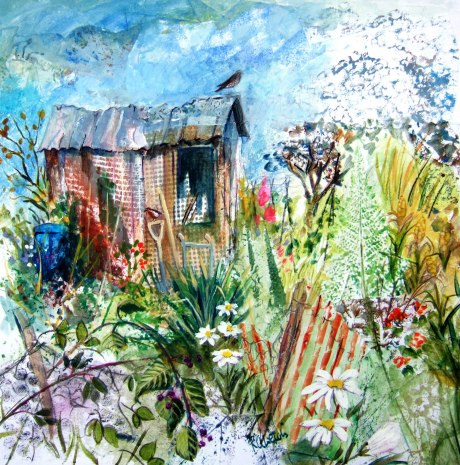 Ruth Lewis 'The Allotment'