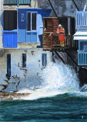 Chris Thorne 'Gone Fishing'